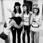 The Coathangers by Ryan Russell