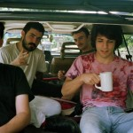 The Hernies - car photo